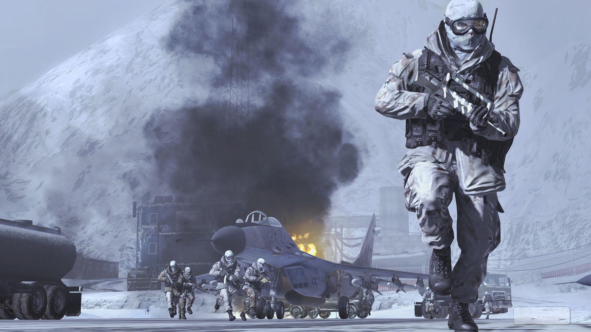 wallpapers de call of duty modern warfare y modern warfare 2 ...