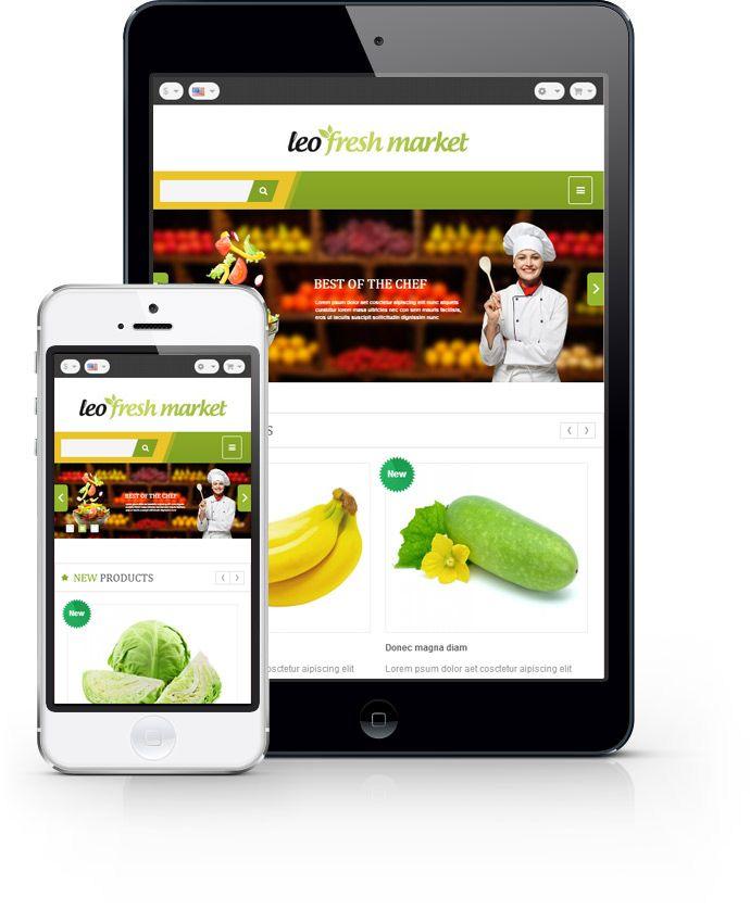 free download leo freshmarket prestashop theme