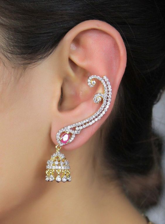 20 Hottest Earring Trends for Women in 2018   Jewelry ...