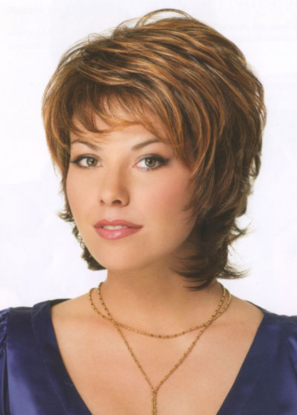 hair style for thin hair shag hairstyles with bangs hairstyles 7567