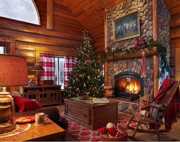 La maison du Père Noël est à vendre !  Maison du pere noel, Noël