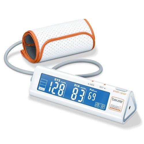 Tensiomètre à connexion internet sans fil BM90 Beurer http://shopping.cherchons.com/reference/4211125658359.html?=beurer-bm-90-tensio-connect#