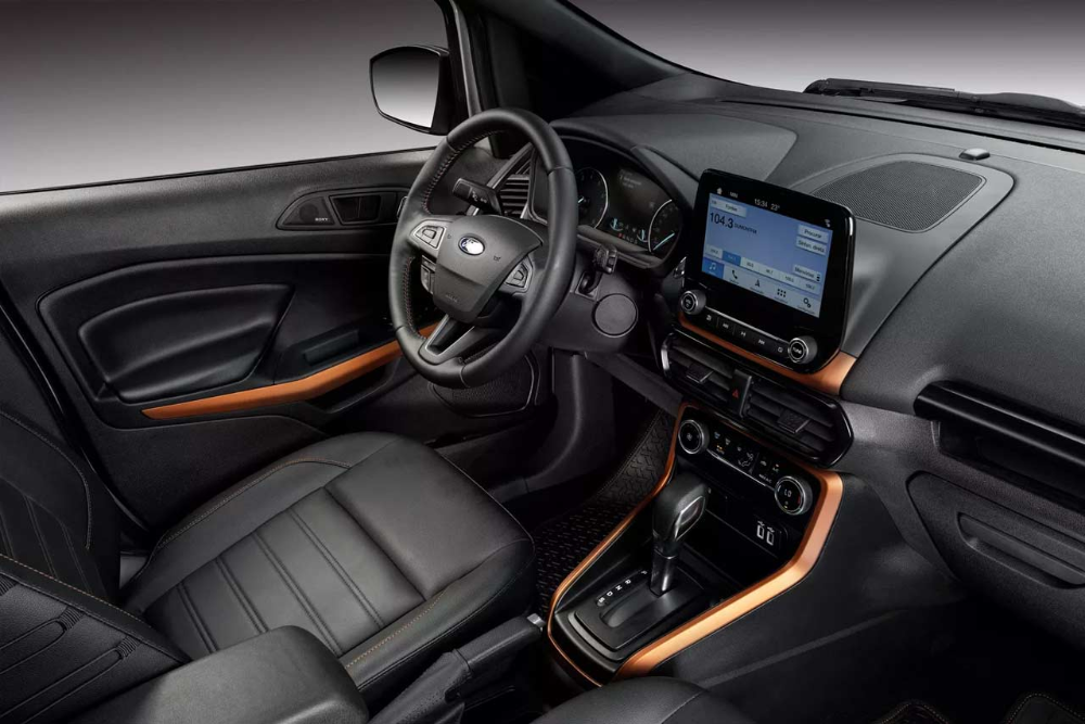Images Of Ford Ecosport Exterior Interior Photo Gallery Autohexa Ford Ecosport Ford Interior Photo