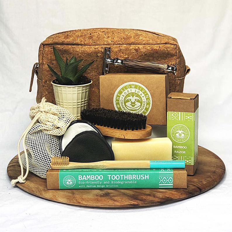 Zero Waste Beauty Kit // Vegan // Eco Friendly