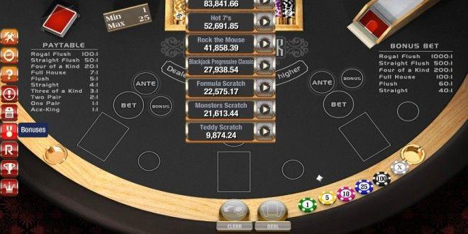Russian Poker Casino