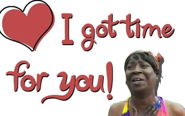 A Valentine S Day Message From Sweet Brown Happy Valentines Day Funny Valentines Day Memes Funny Valentines Day Pictures