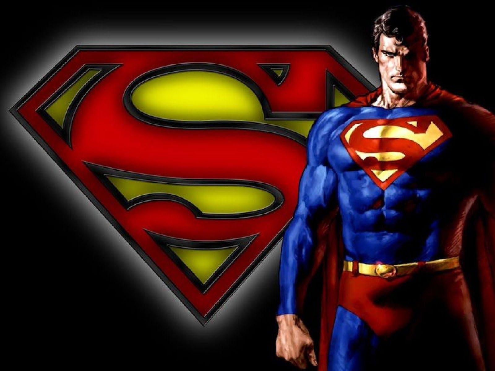 WALLPAPER SUPERMAN KEREN  Superman characters, Superman, Superman