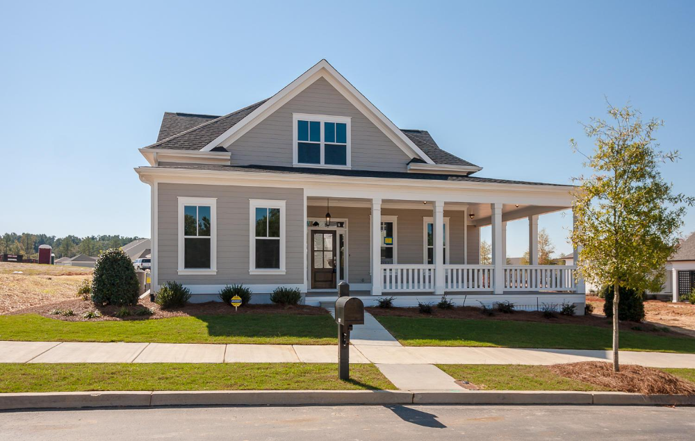 Inspiration Gallery New Homes In Augusta Ga Ivey Homes In 2020 Home Builders New Homes Home