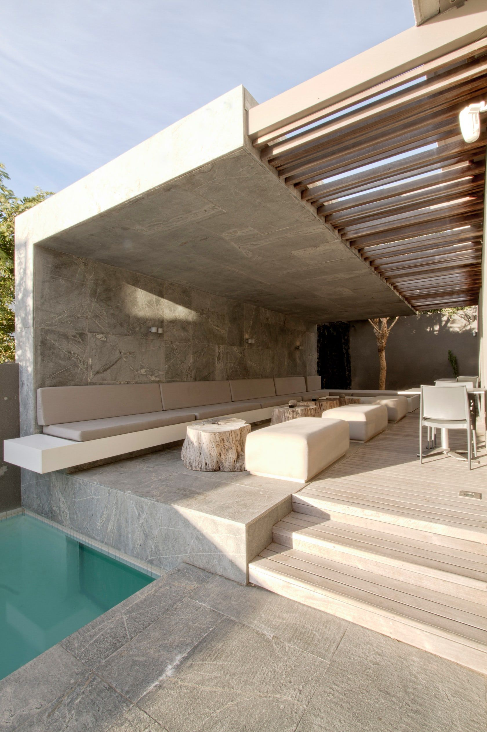 The POD boutique Hotel is sited at the Cape Town end of the Camps ...