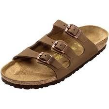 In the summer, there is nothing better than a pair of Birkenstocks.
