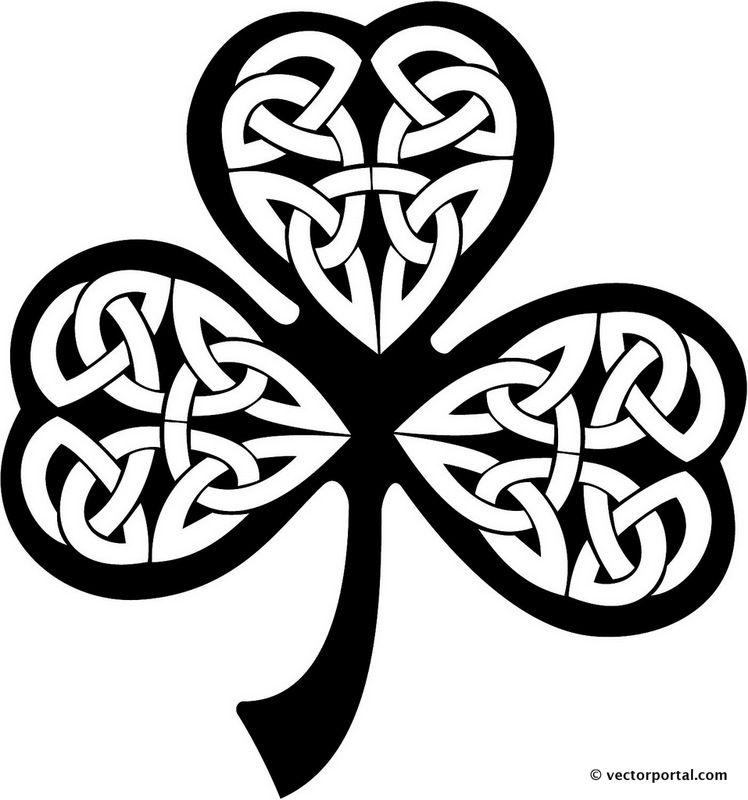 celtic knot clipart   pin celtic knot corners vinyl ready vector