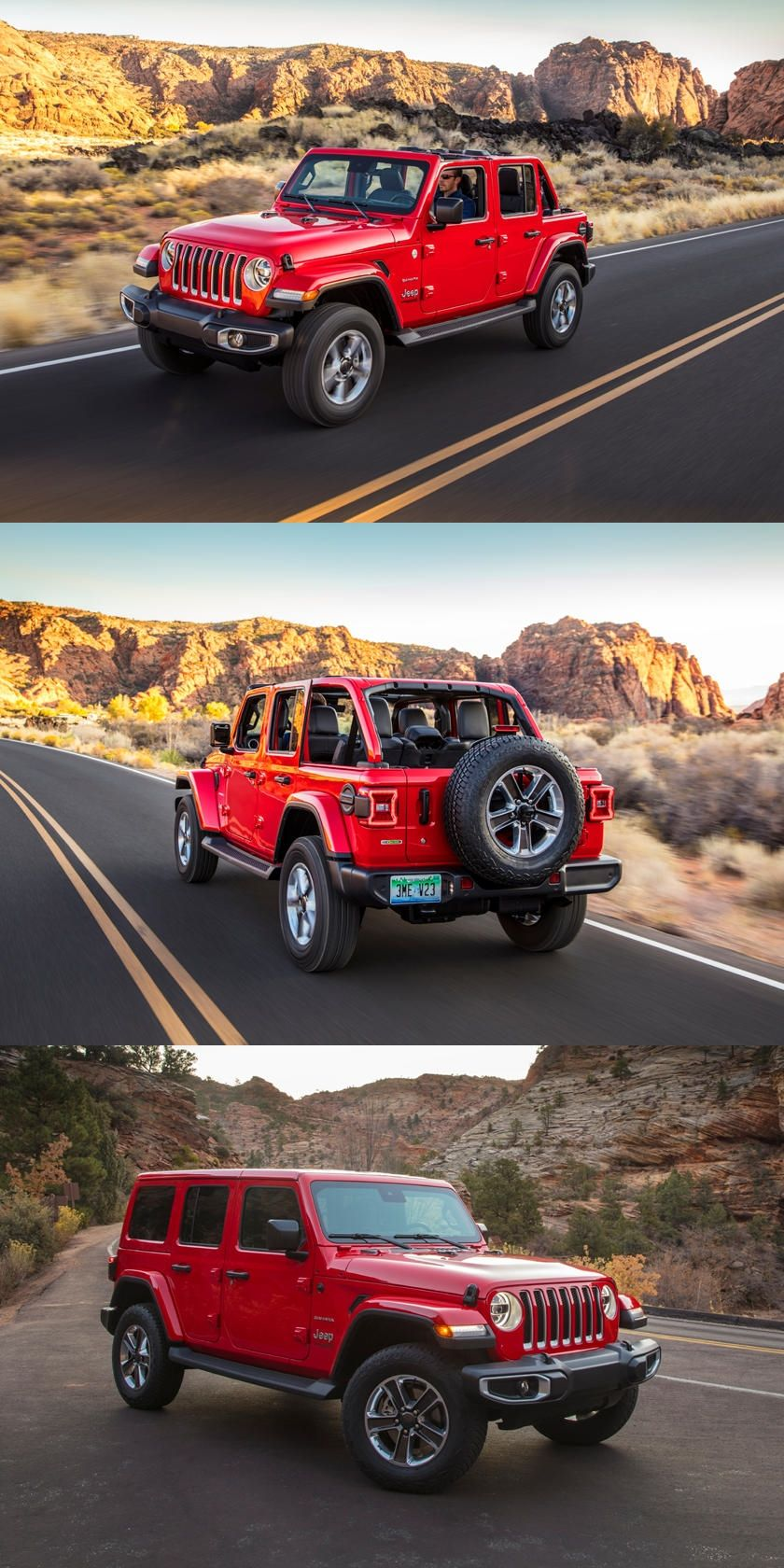 Ecodiesel Becomes Most Efficient Jeep Wrangler Ever It S Also Got A Ton Of Torque Jeep Wrangler Jeep Dream Cars Jeep