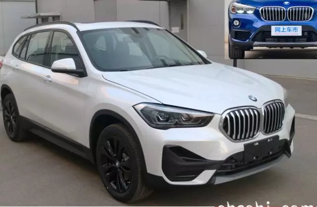 Bmw X1 Lci Facelift Caught Un Camouflaged In New Photos Bmw Bmw