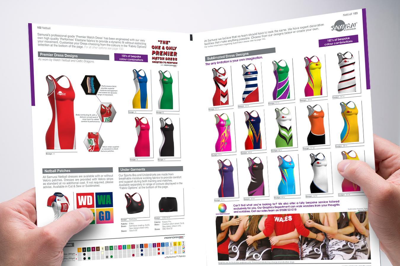 Sports Wear Catalogue Design Google Sok Catalog Design Vector Free Design