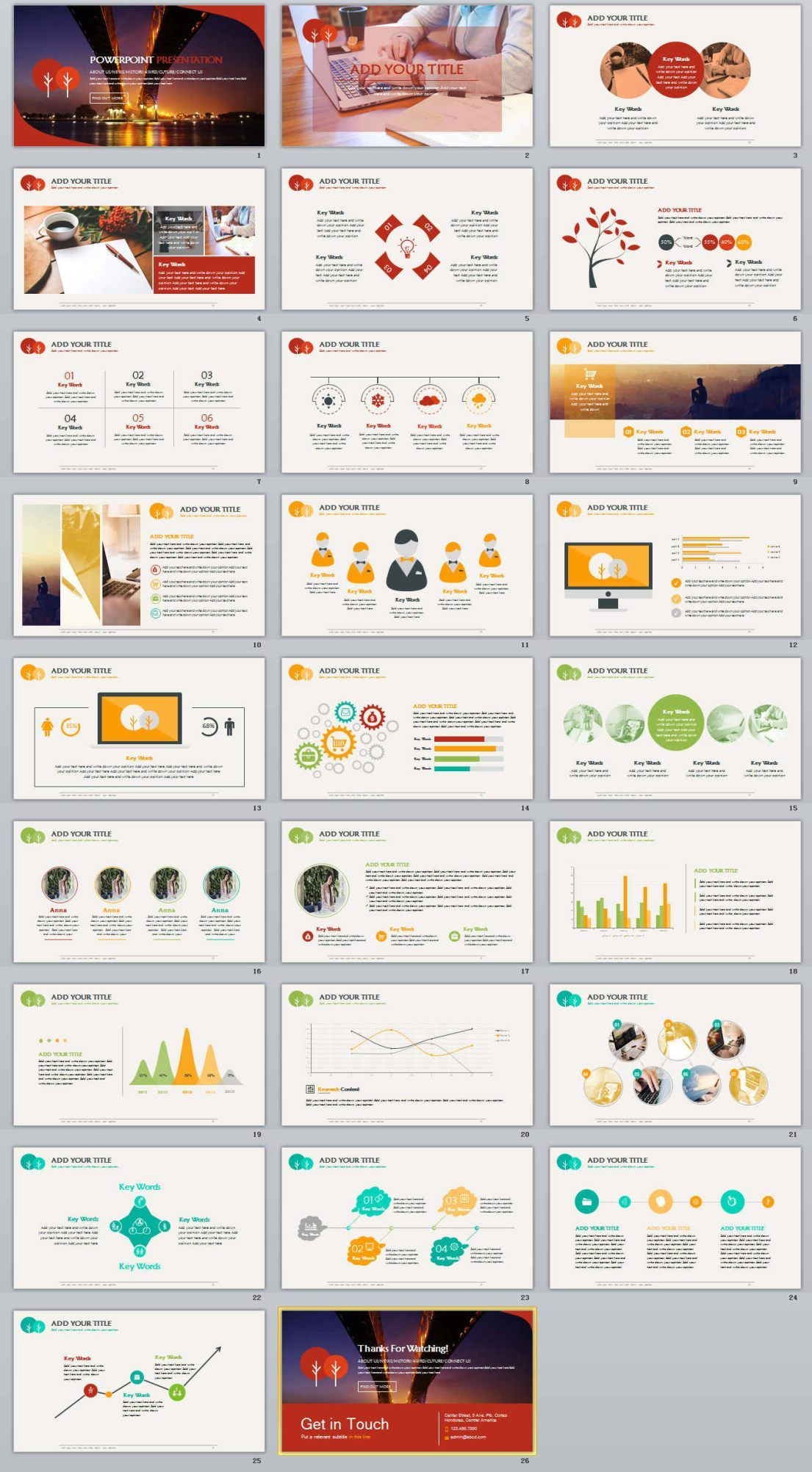 templates for powerpoint 2018