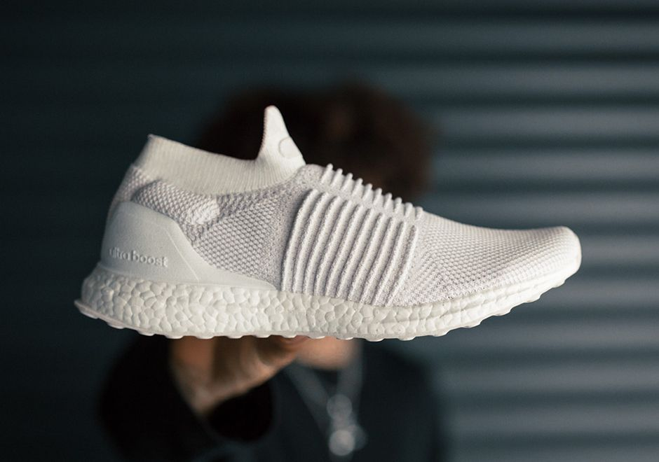 adidas Ultra Boost Laceless Release