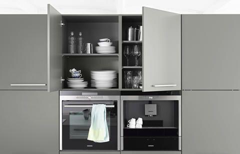 Moderne Küchen stilvoll, innovativ nolte-kuechende Grey - nolte küchen bilder