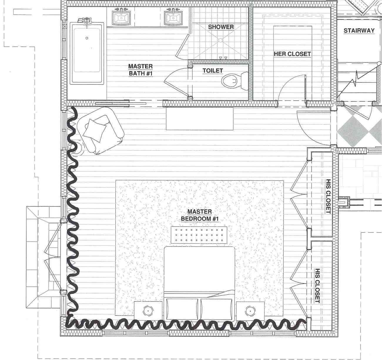 This Small Master Bathroom Plan Bathroom Remodel Plans Eco Friendly Bidet Remo Master Bedroom Floor Plan Ideas Master Bedroom Plans Master Suite Floor Plan