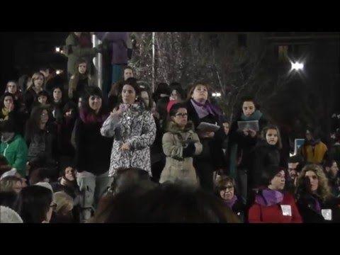 Día de la mujer trabajadora. Granada 2016 - YouTube