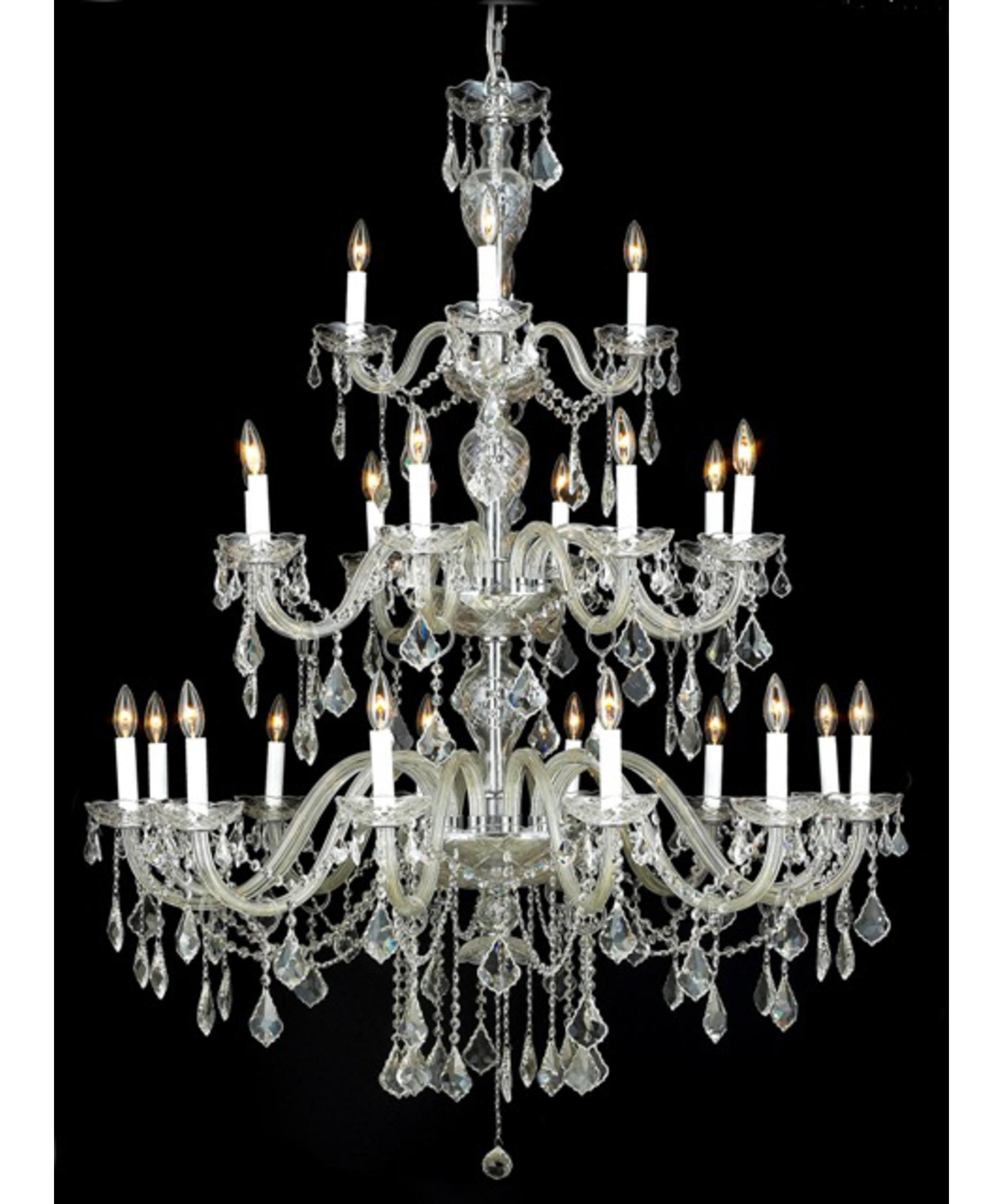Elegant lighting alexandria 45 inch wide 24 light chandelier elegant lighting alexandria 45 inch wide 24 light chandelier capitol lighting 1 800lighting arubaitofo Image collections