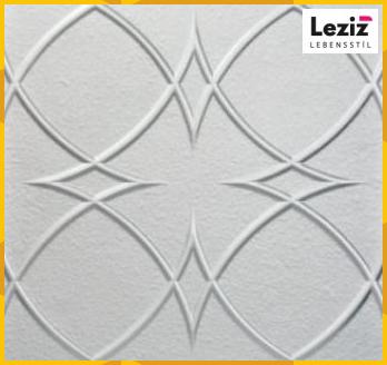 Kreise Und Sterne Kleben Bis Styropor Deckenplatte In X 20 In Decken Deckendesign In 2020 Deckenplatte Styropor Deckengestaltung