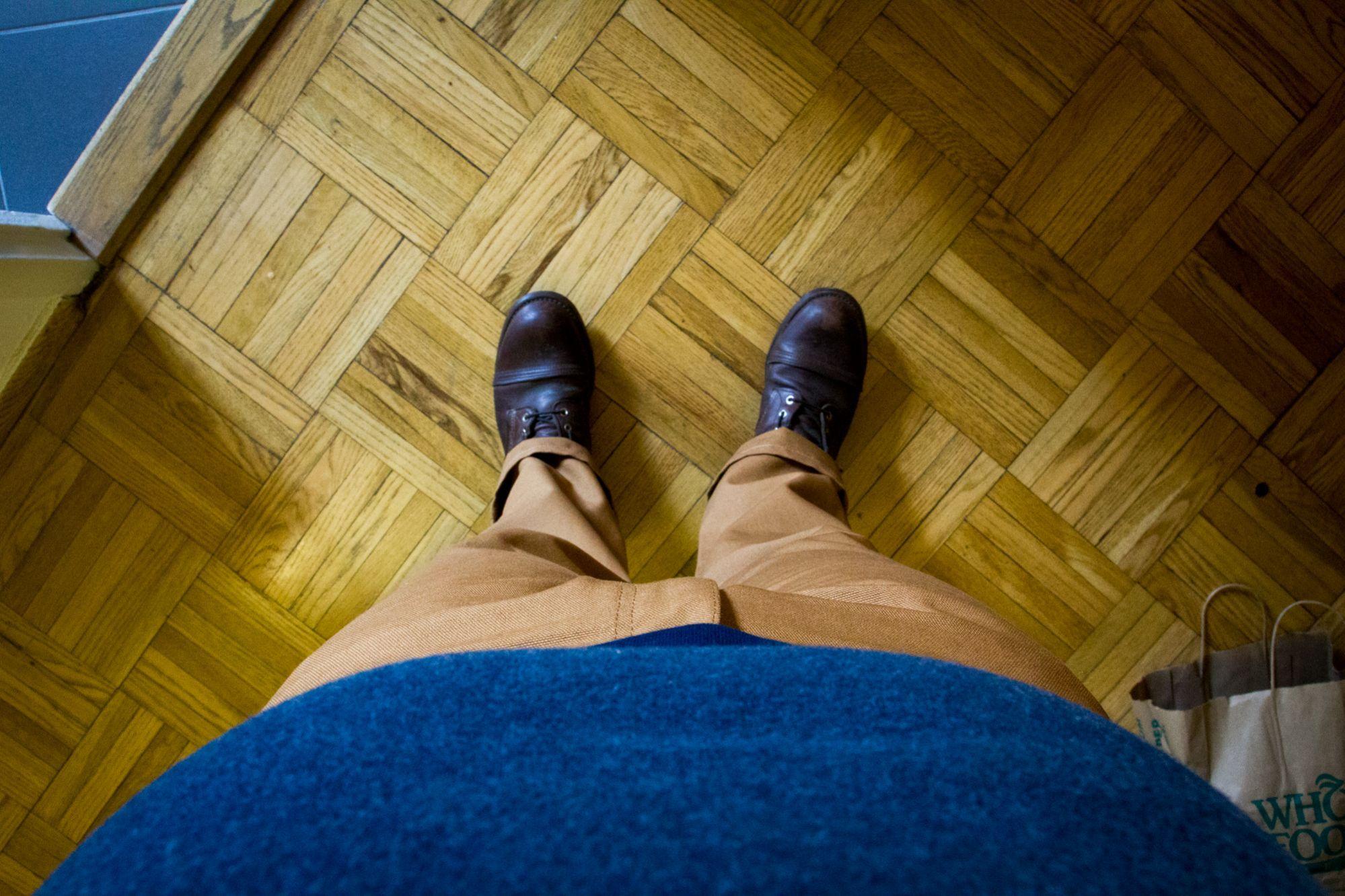 Pointer Brand Skinny Duck Jeans