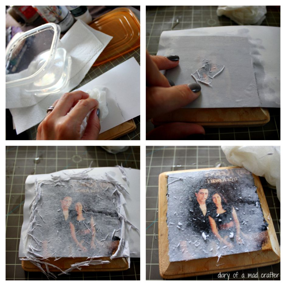 transferring a photo onto wood a tutorial woods decorating jars and mod podge photo transfer. Black Bedroom Furniture Sets. Home Design Ideas