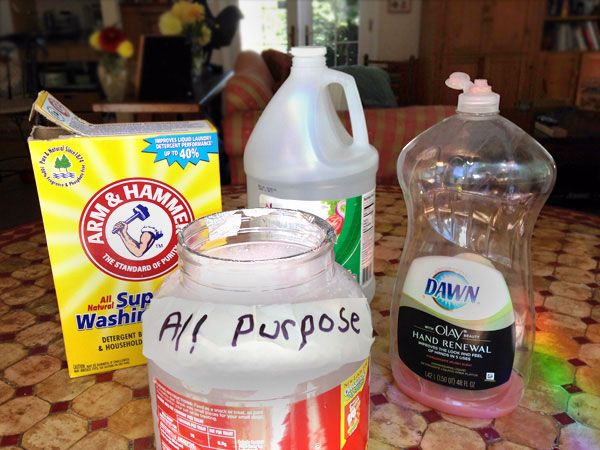 A Homemade Floor Cleaner That Really Works Homemade
