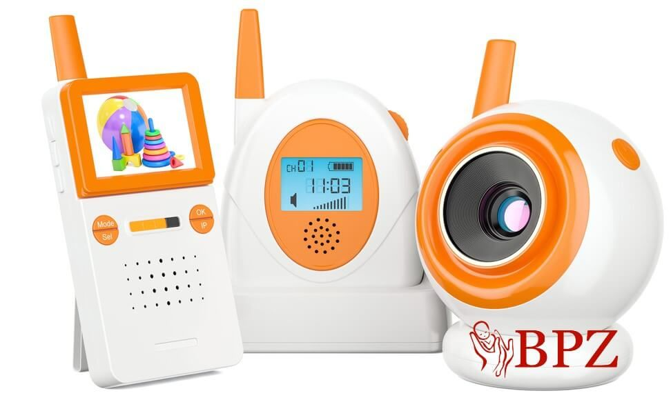 Top 10 Best Audio Baby Monitors For The Security Of Your Baby 2017 Best Selection Audio Baby Monitor Baby Monitor Best Baby Monitors