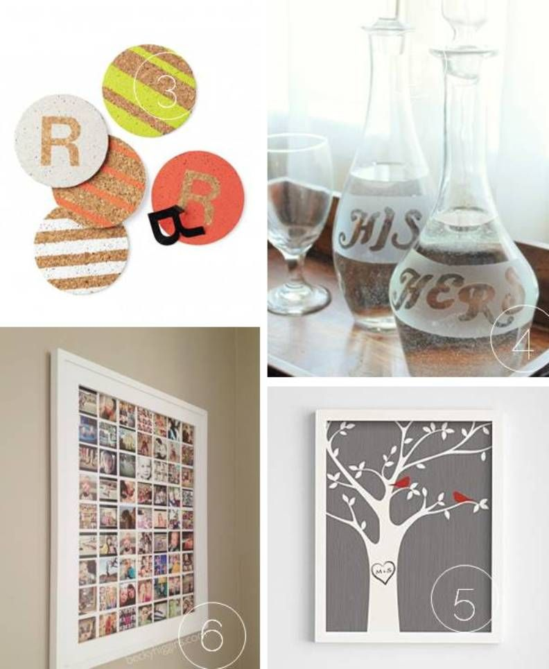Slice Of The Week Diy Wedding Gifts