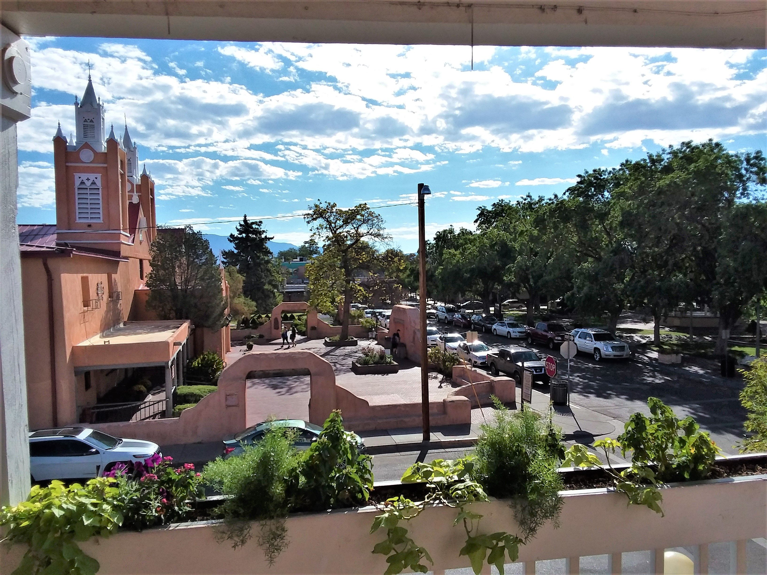 Old Town Santa Fe >> Old Town Santa Fe New Mexico Great Places Great
