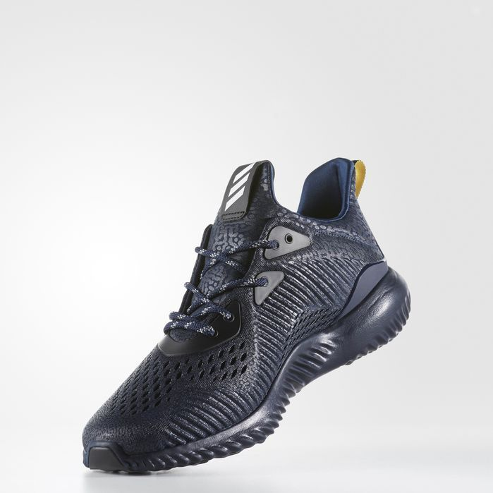 Alphabounce Ams Shoes Running Shoes For Men Blue Adidas