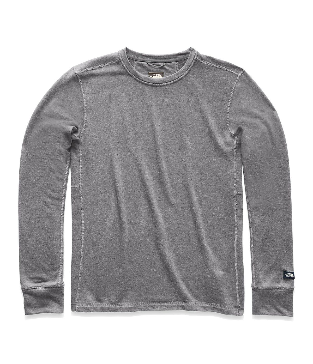 99358fb50 Men's long-sleeve tnf™ terry crew in 2019 | Products | Long sleeve ...