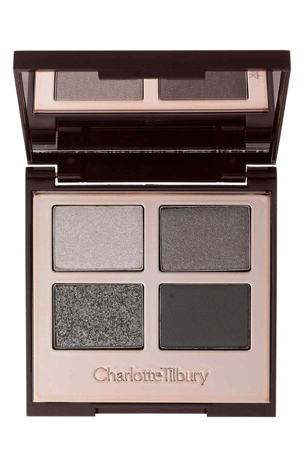 Creating a day-to-night look is easy with this Charlotte Tilbury eye shadow palette.