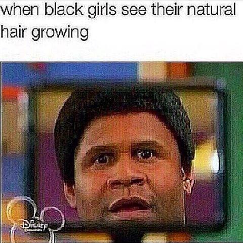 Carefree Black Girl • theblackgirlagenda:   mynaturalsistas:   My face...