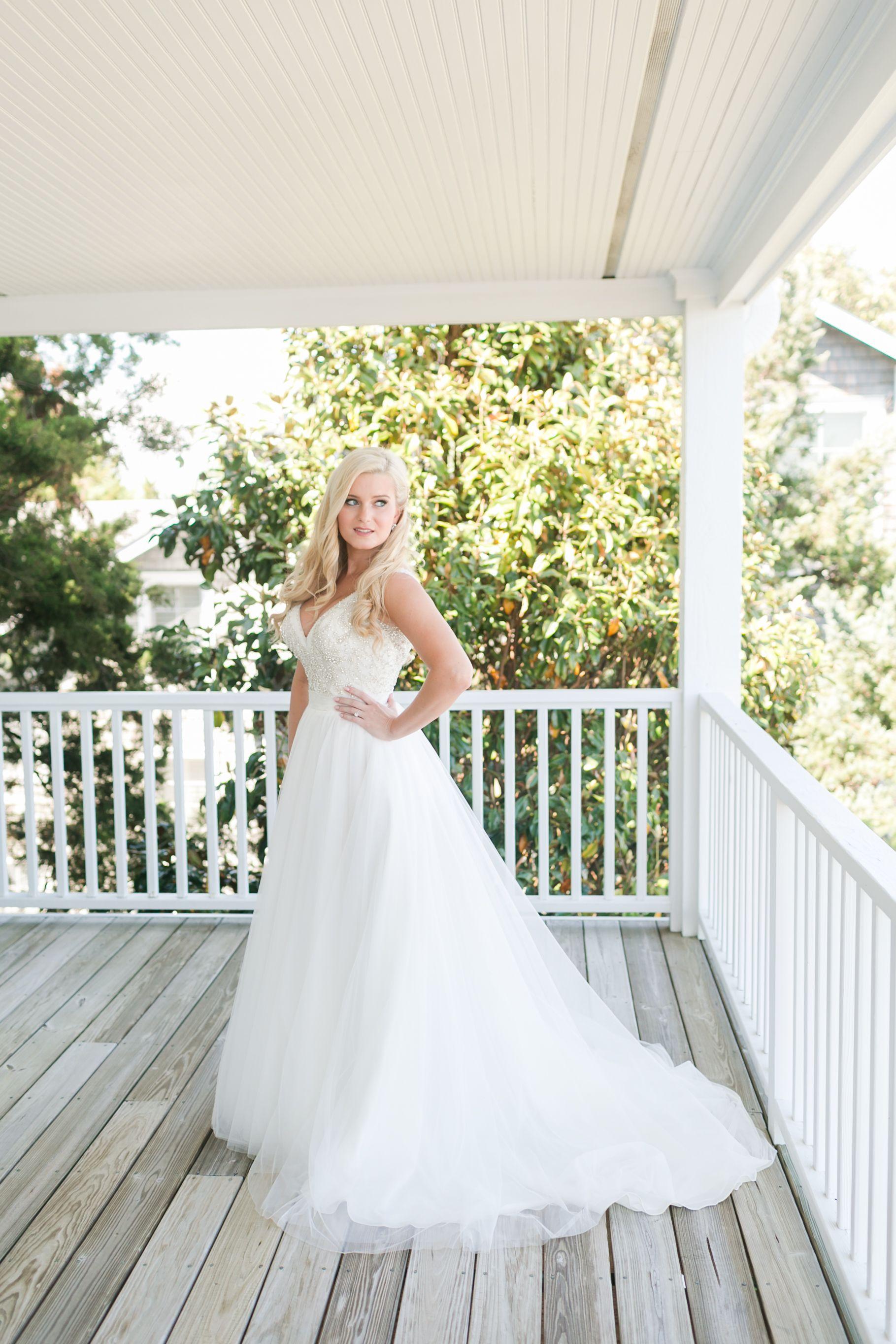 Coastal Knot Bride Rachel in Madison James Madison