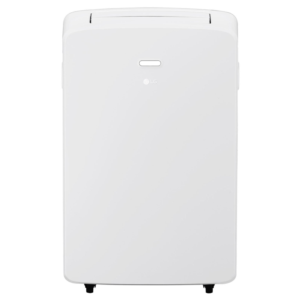 Lg 115v Portable Air Conditioner With Remote Control In White For Rooms Up To 300 Sq Ft Walmart Com In 2020 Portable Air Conditioner Air Conditioner Remote Control