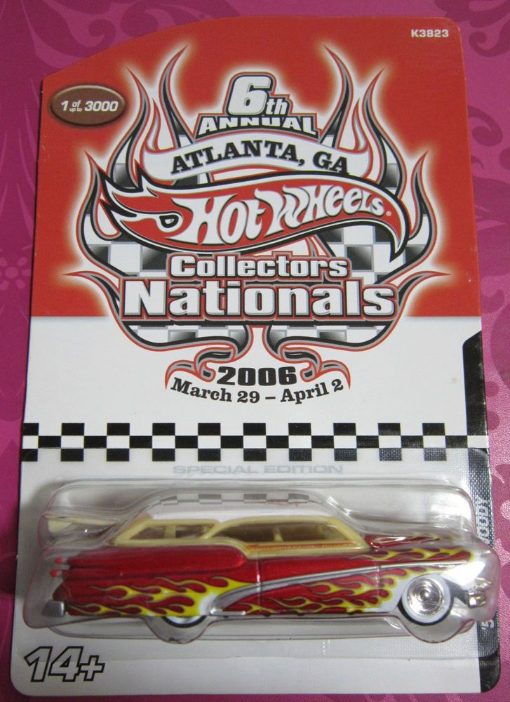 2006 Hot Wheels 6th Annual Collectors Nationals Convention 50