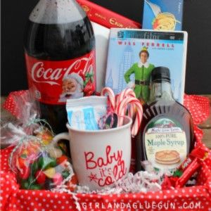 0f8c37a71798d 120 DIY Christmas Gift Baskets - Prudent Penny Pincher Christmas Gift  Baskets