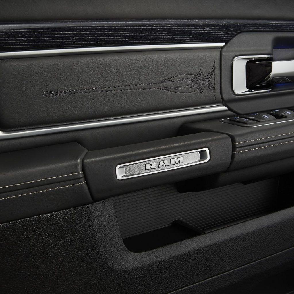 Dodge Truck Interior Door Panels