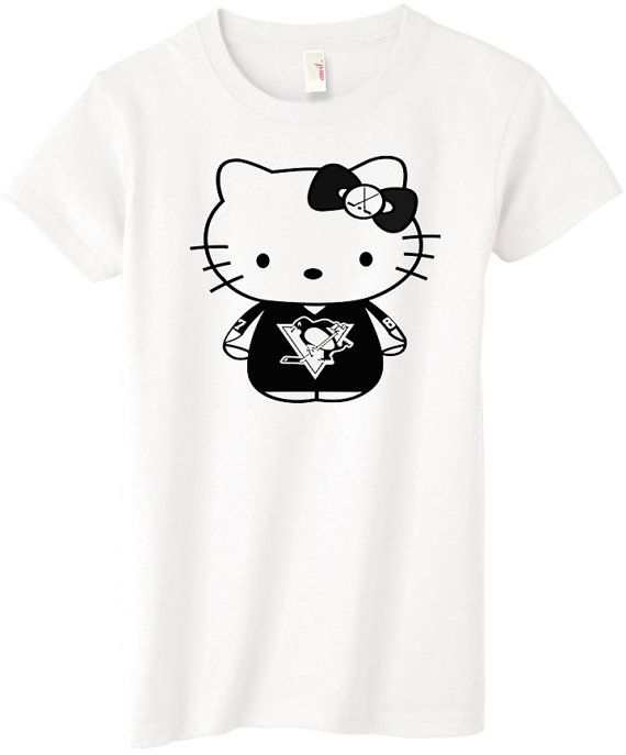 898e11b18 Hello Kitty is a Pens fan :) too cute.Hayden would love this ...