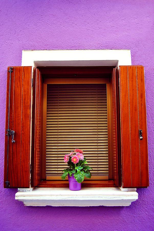 Joyfull window by Yacine Toumache, via 500px