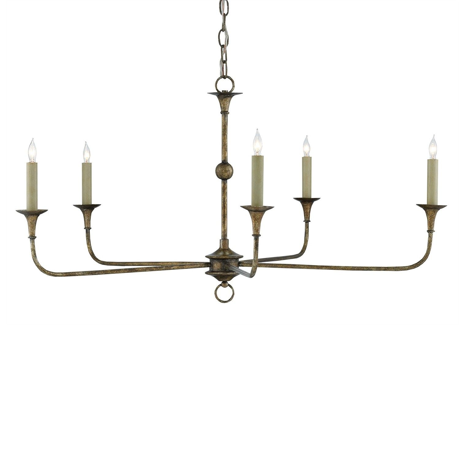 Small Simple Chandelier Currey And Company Nottaway Chandelier Small Durango Lights