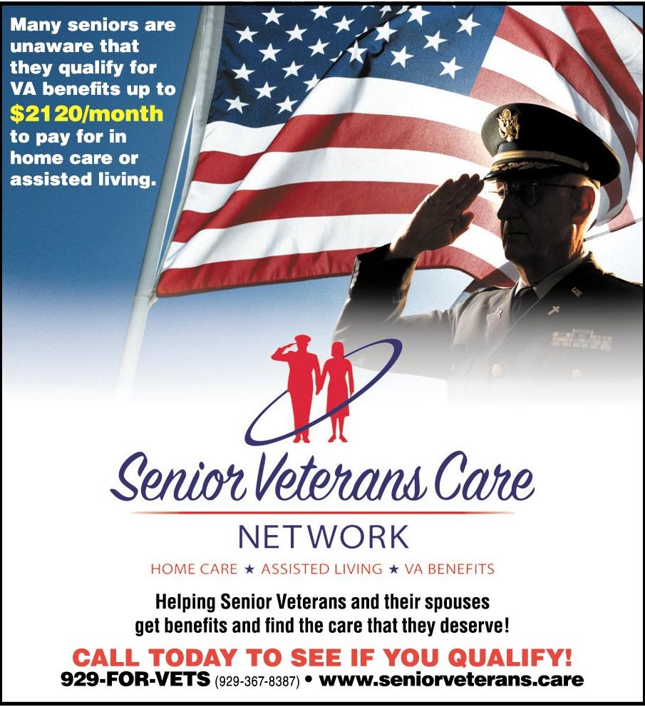 Pin by Senior Veterans Care Network on Senior Veterans