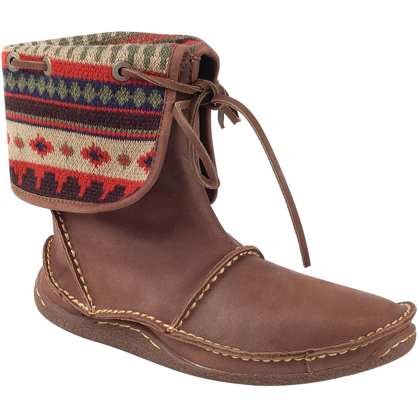 Durango Womens Santa Fe Ankle Moccasin Boots Moccasins Shoe
