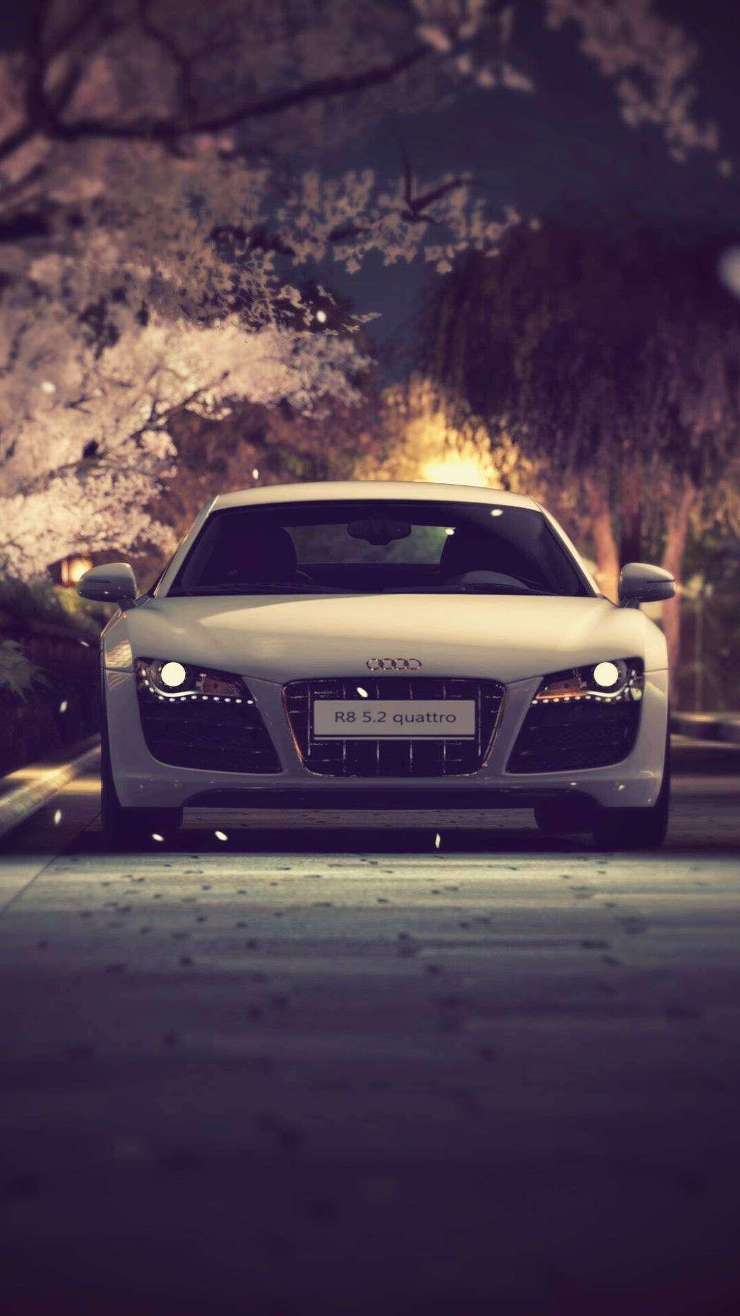 Audi R8 Hd Iphone Wallpaper Iphone Wallpapers Audi R8 Cars
