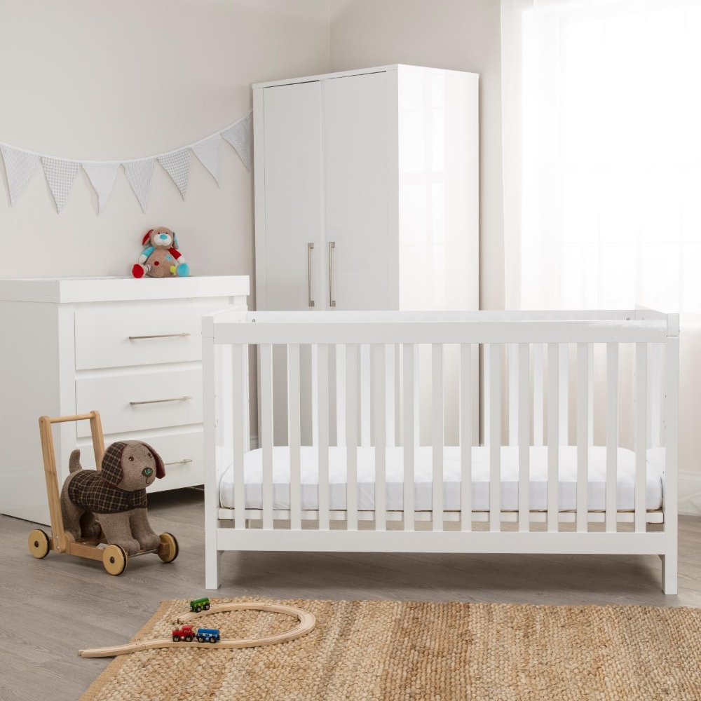 White Nursery Furniture Sets Find The