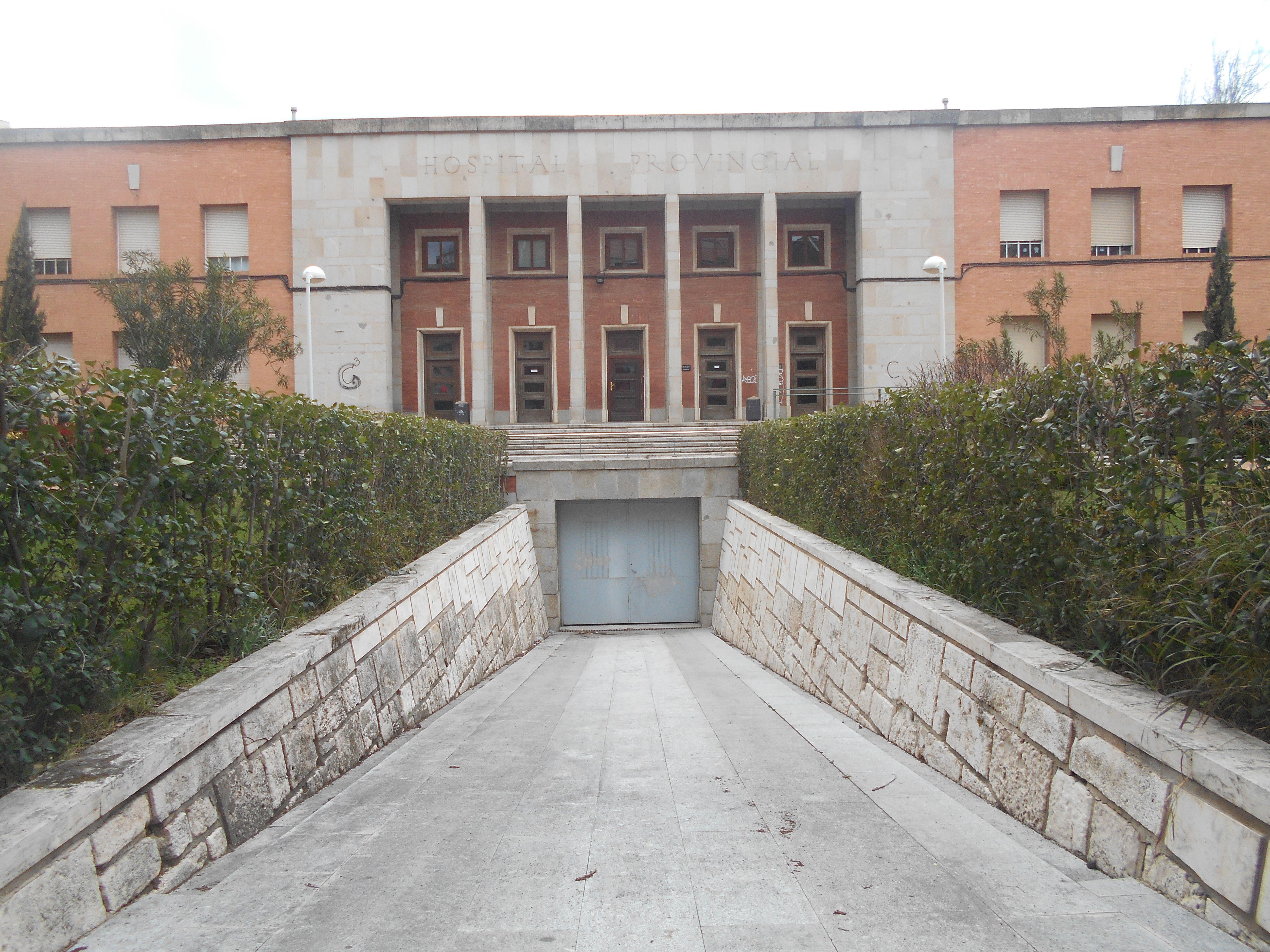 Antiguo Hospital Provincial