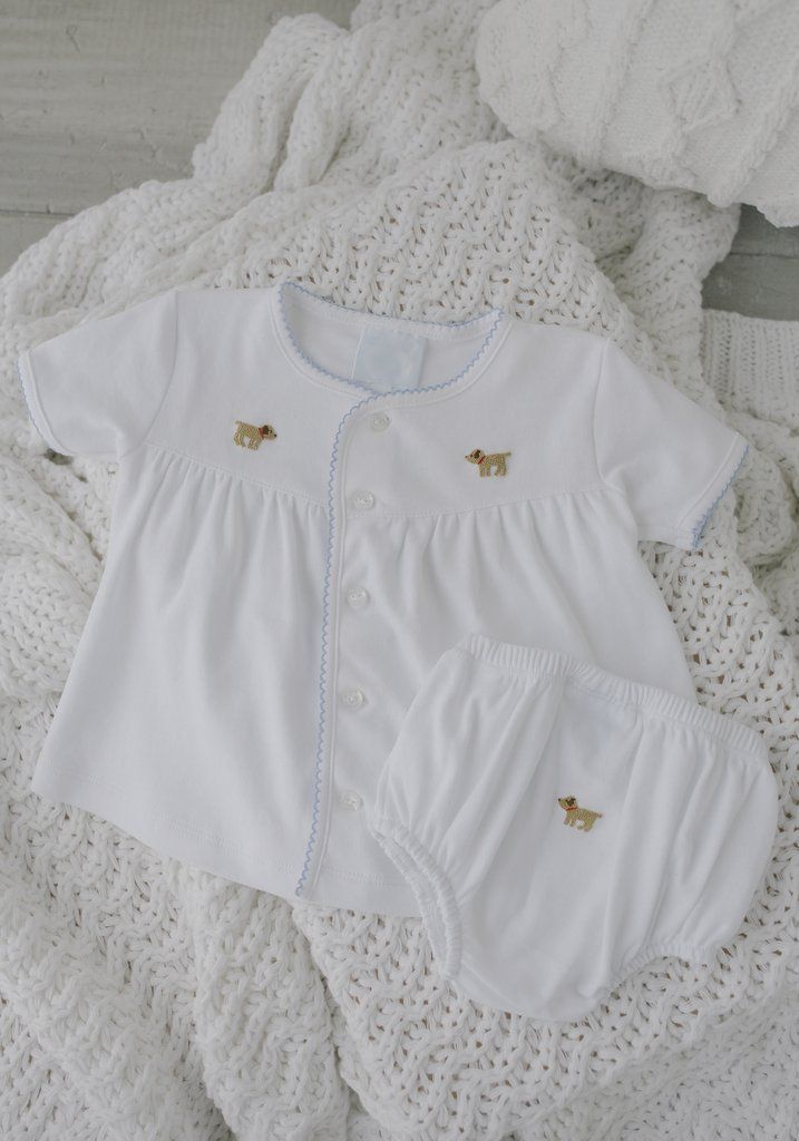 4cf27e96b Pinpoint Layette Knit Set-Lab | Spring Has Sprung! | Layette, Baby ...