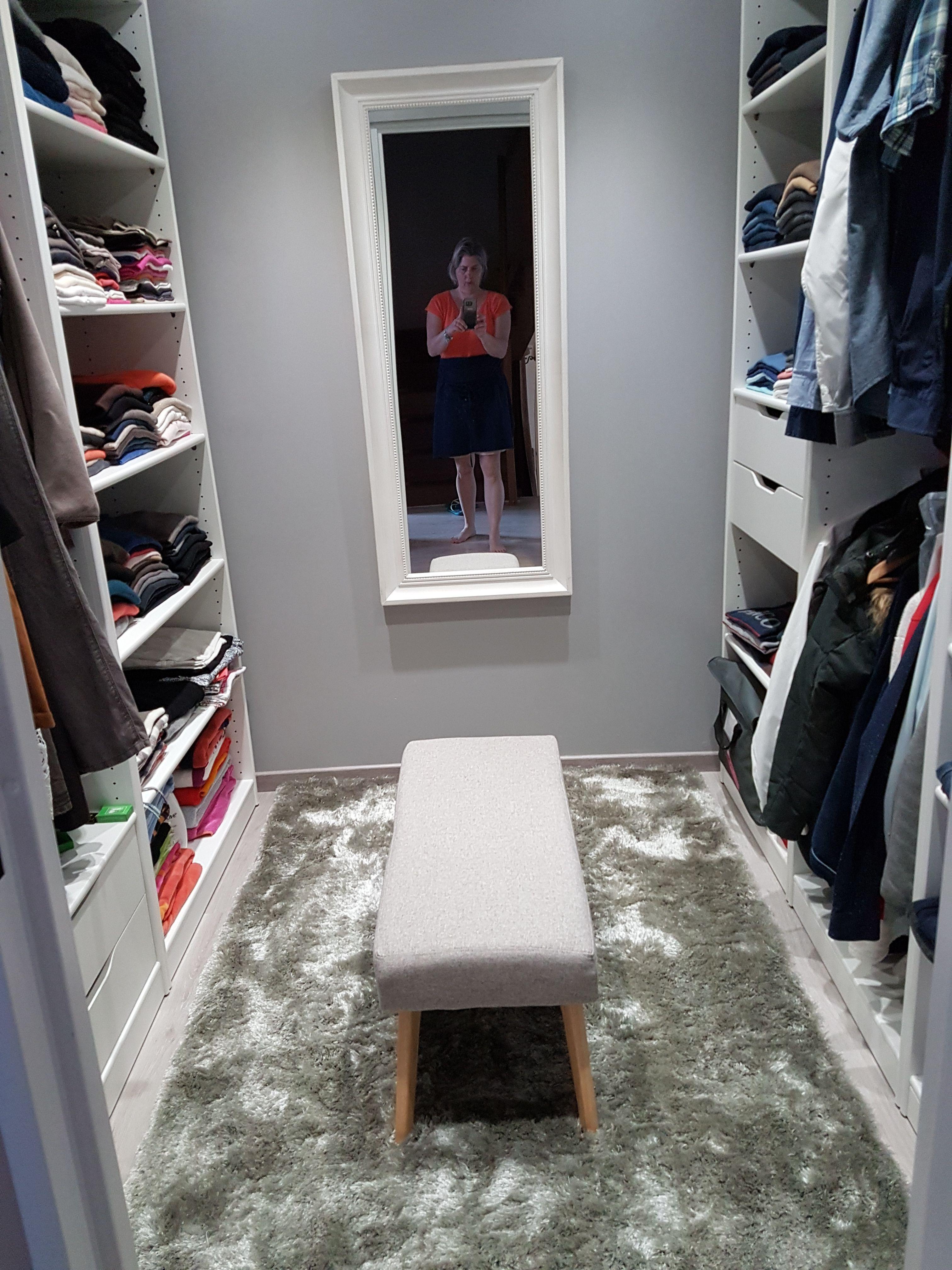 Dressing Pour Toute La Famille Meubles Lapeyre Banc Et Miroir